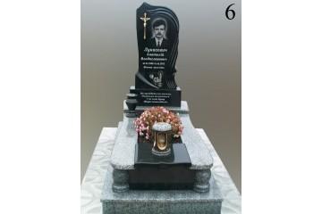 Пам'ятники одинарні (14-20 тис. грн)