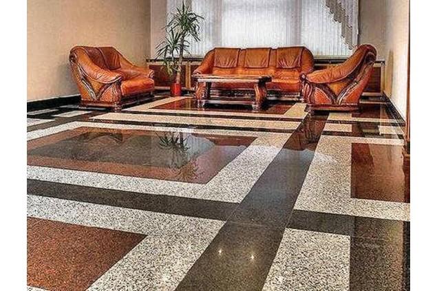 Плитка гранітна в холлі