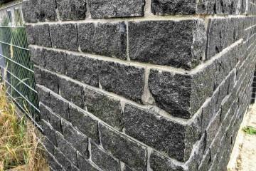 Гранітні блоки для огорожі