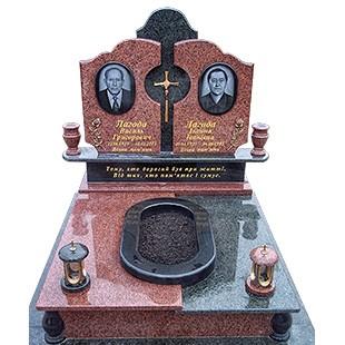 Подвійні пам'ятники